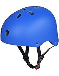 Casque Pour Draisienne, CoastaCloud Casque de Vélo Casque Protecteur pour Cyclisme Scooter Ski Patinage à Roulettes Randonnées Escalade Sport