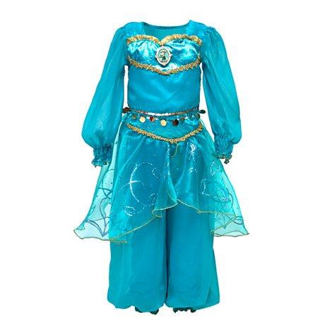 Disney Jasmin - Kostüm für Kinder-Größe: 9-10 ()