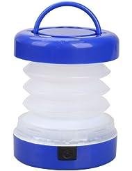 Hrph 5 LED impermeable portable escalable Mini Tienda de campaña al aire libre ligero linterna que acampa