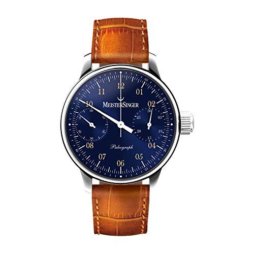 Meistersinger Paleograph Reloj de Hombre automático 43mm ED-SC108