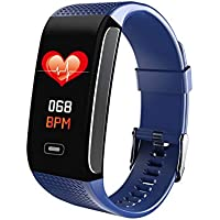 ERLIANG Smart bracelet for heart rate blood pressure monitoring sports waterproof bracelet