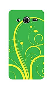 SWAG my CASE Printed Back Cover for Samsung Galaxy Core Prime