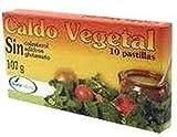 Caldo Vegetal 10 pastillas de Soria Natural
