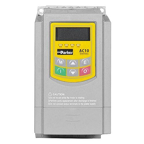 Preisvergleich Produktbild Frequenzumrichter Parker AC10 10G-11-0045-BN, 1Ph-230V 0,75kW 4,5A