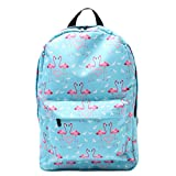 Herz Flamingo Print Junior Mode Tasche
