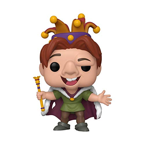 Funko-  Pop Disney: Hunchback of Notre Dame- Quasimodo- Fool Collectible Toy,  Multicolor (41146)