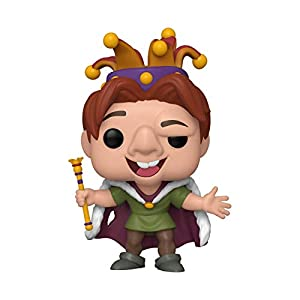 Funko- Pop Disney: Hunchback of Notre Dame-Quasimodo-Fool Collectible Toy, Multicolor (41146)