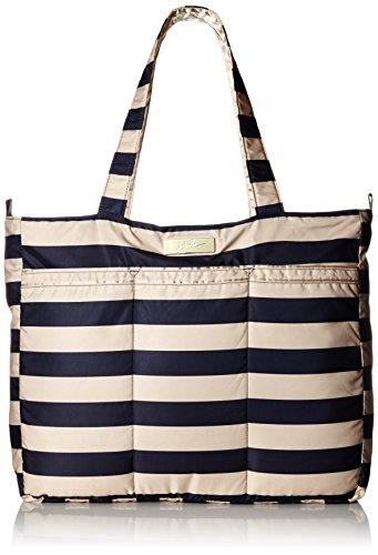 ju-ju-be-13ff02l-tfm-super-be-legacy-nautical-the-first-mate-borsa-cambio-a-spalla-motivo-a-strisce-