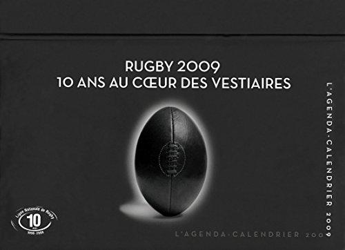 Agenda Calendrier Rugby 2009 par Collectif