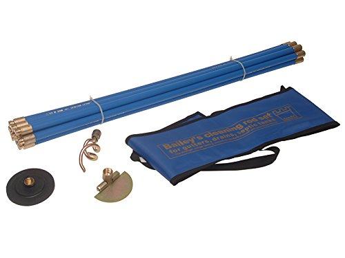 bailey-5430-universal-3-4in-drain-rod-set-3-tools-steel-fittings-bai5430