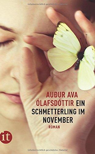 Buchseite und Rezensionen zu 'Ein Schmetterling im November: Roman (insel taschenbuch)' von Auður Ava Ólafsdóttir