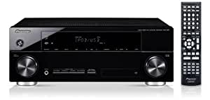 Pioneer VSX-820-K 5.1 A/V-Receiver (HDMI 1.4, Sound Retriever) schwarz