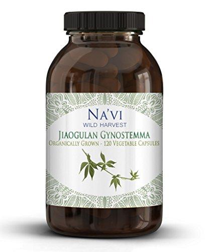 bottle-of-120-premium-organic-jiaogulan-gynostemmaveggie-capsules