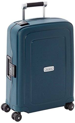 Samsonite – S'cure DLX Spinner 55 cm, Verde (METALLIC GREEN)