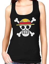 35mm - Camiseta Mujer Tirantes - One Piece - WomenS Tank Top