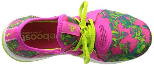 adidas Pureboost X, Scarpe da Calcio Donna Multicolore (Rosa / Verde (Rosimp / Rosimp / Seliso))