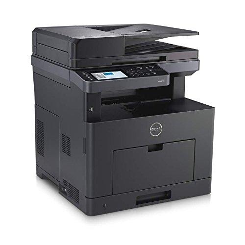 Dell S2815dn netzwerkfähiger Multifunktions-Schwarzweiß-Drucker mit automatischer Duplex Druck- & Scanfunktion (Scanner, Fax, Kopierer & Drucker) (Dell Windows Server 2008 R2)