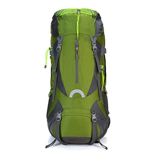 4c704840fa sac à dos GUO de randonnée, Sacs de Trekking 65L, Couleur différente  Disponible