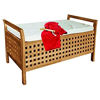 Sitzbank badezimmer holz | Heimwerker-Markt.de