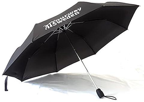 Yourway Sweden Parapluie De Voyage Pliant Automatique, Ouverture Et Fermeture Automatique, Résistant Au Vent Pour Hommes Et