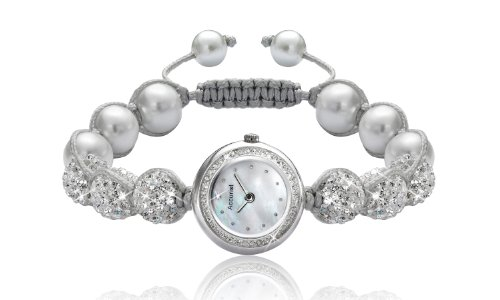 Accelerated Development LB461WW - Reloj para mujeres, correa de nailon