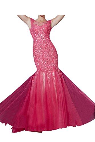 Promgirl House - Robe - Crayon - Femme rose bonbon
