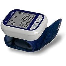 Pic Solution - Tensiómetro de muñeca Cardio Free, con memorias para 2 usuarios y media
