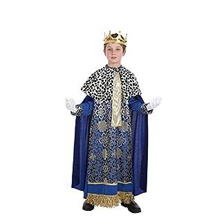 Creaciones Llopis Disfraz de Rey Gaspar para niño