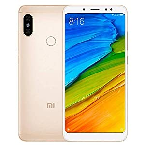 Xiaomi Redmi Note 5 Dual SIM 3GB/32GB Smartphone International Version - Gold