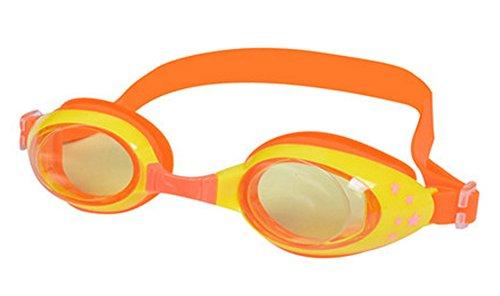 Childerns Tauchen Schnorcheln Freitauchen Brille, orange