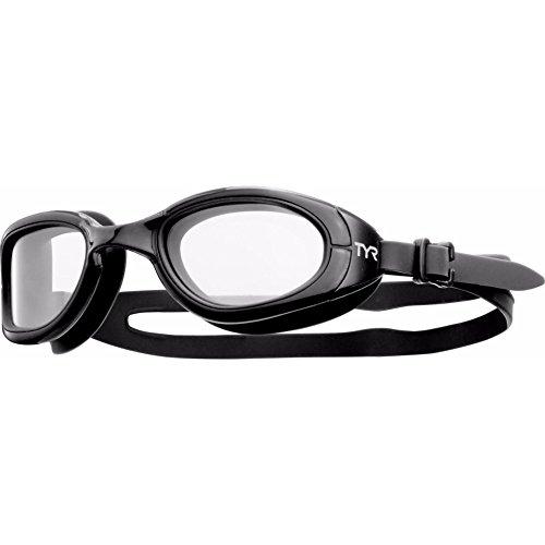 TYR Erwachsene Special OPS 2.0 Transition Schwimmbrillen, schwarz, One Size - Ops Special
