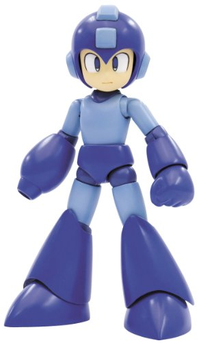 Kotobukiya Mega Man: Rockman Plastic Model Kit (Male Model-figur)