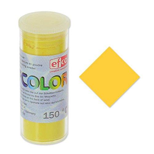 poudre-de-sur-glacure-efcolor-jaune-x10ml