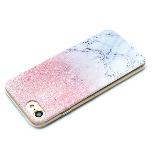 ARTLU® Neue Modelle TPU Silikon Schutz Handy Hülle Case Tasche Etui Bumper für Apple iPhone 6 plus 6S plus - Henna Series Apple W14 W18