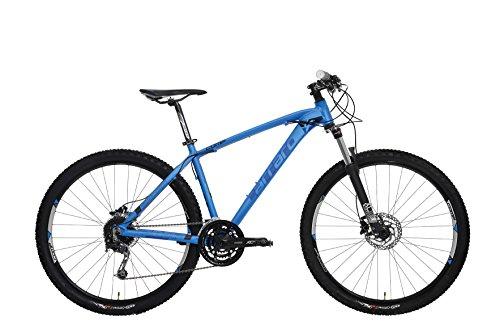 Carraro Comp Sc 27.5 Bicicletta Mtb, Blu Chiaro/Blu, M