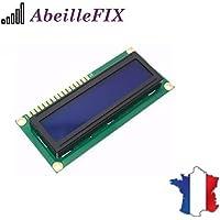 1602 16x LCD-Display Modul HD44780 Controller Arduino grün