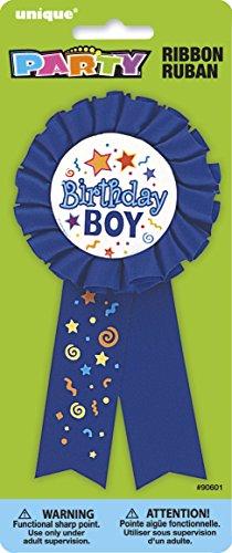 Geburtstags Rosette für Jungen