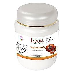 Lilium Papaya Active Anti-Oxidants Scrub 900g