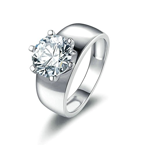 women-wedding-rings-sterling-silver-high-polished-cubic-zirconia-personalized-rings-custom-made-size