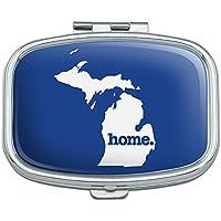 Michigan Mi-, Marineblau, offizielles Lizenzprodukt, mit Hülle, in Geschenk-Box preisvergleich bei billige-tabletten.eu