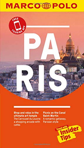 Paris Marco Polo Pocket Travel Guide 2019 - with pull out map (Marco Polo Guide)