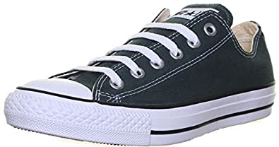 Genuine Plimsolls Classic Converse Ox Lo Top Unisex Lace Up Trainers