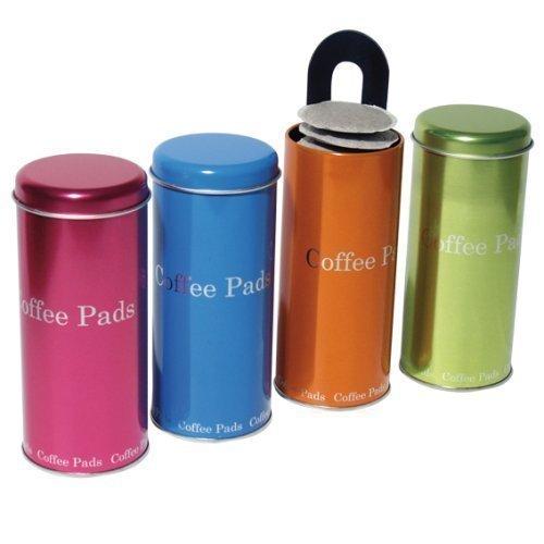 Paddose Xavax Kaffeepaddose verschiedene Farben