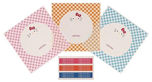Hello Kitty Onigiri Wrap LBL1 Hello Kitty Wrap