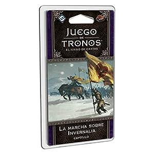 Fantasy Flight Games- Juego de Tronos lcg: la Marcha sobre invernalia - español, Multicolor (FFGT32)