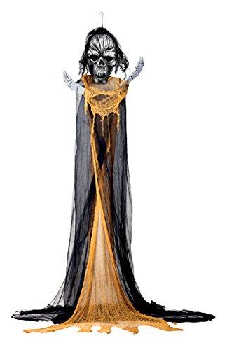 Boland 74540 - Figura decorativa cráneo señor, alrededor de 320 cm