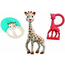 Vulli 516345 - Juego de accesorios para recién nacido, diseño de Sophie la jirafa