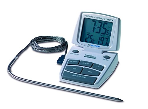 TFA Bratenthermometer/Grillthermometer Funk,