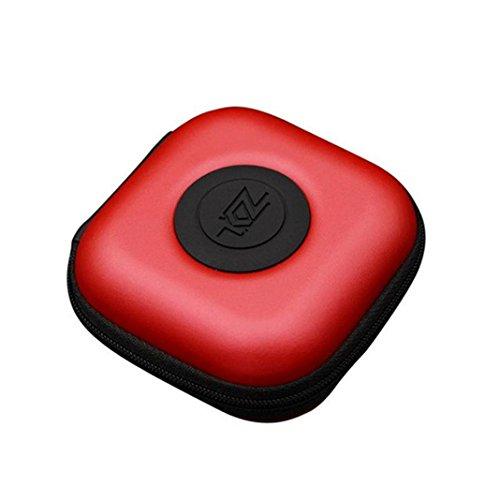 Casque Coque, Winkey 2018Neuf Casque Sac Portable Écouteurs Boîte de Rangement pour Casque KZ