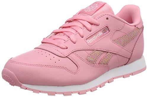 Reebok CL Spring, Zapatillas de Running Para Niñas Reebok